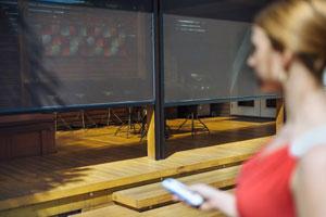 Motorized Screens Southlake TX